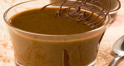 Кофейный кисель - это ваш густой любимый напиток.