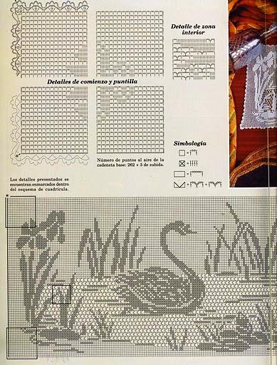 лебеди (389x512, 107Kb)