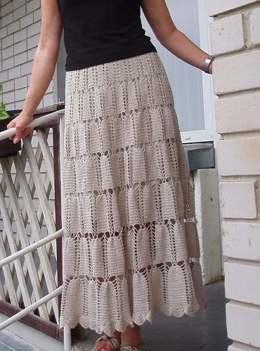 Las' Skirts Crochet Patterns - Planet Purl
