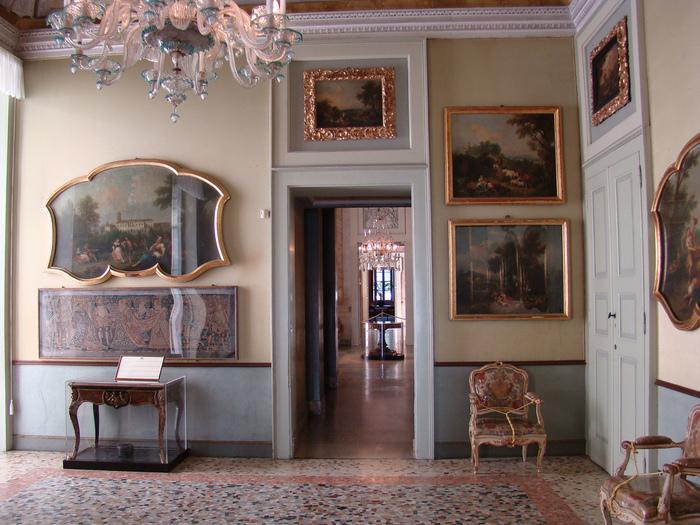 Дворец Борромео ( итал. Isola Bella - красивый остров ) 36118