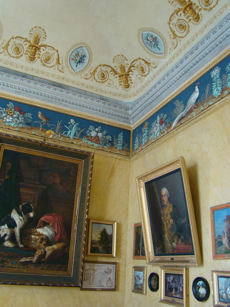 Дворец Борромео ( итал. Isola Bella - красивый остров ) 59301