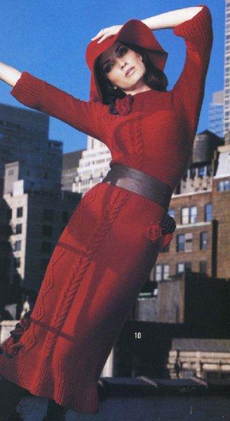 Платье в стиле Alexander McQueen11 (328x600, 35Kb)