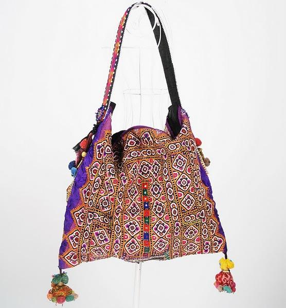 Hippie Boho Vintage Fabric Women Bag 1 (556x600, 92Kb)