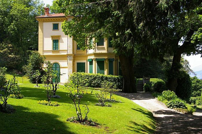 Сады Виллы Таранто 79739