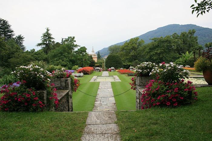 Сады Виллы Таранто 36073