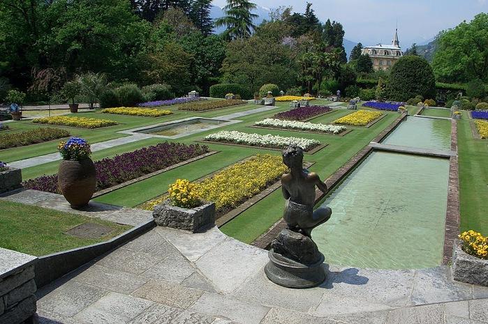 Сады Виллы Таранто 64141