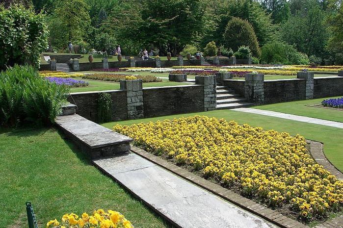 Сады Виллы Таранто 73003