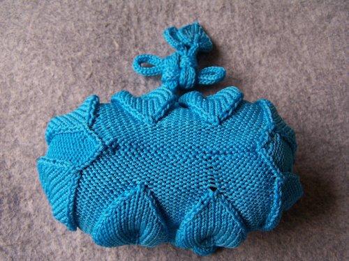 вязание сумки мастер класс - 3.