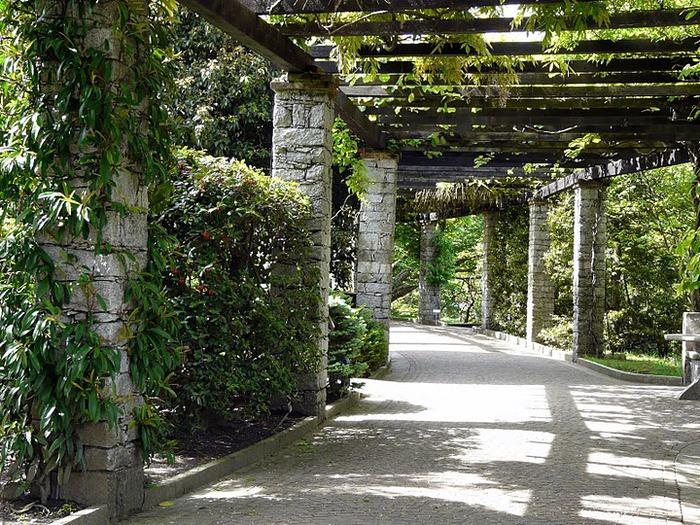 Сады Виллы Таранто 83819