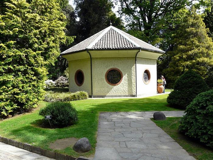 Сады Виллы Таранто 18694