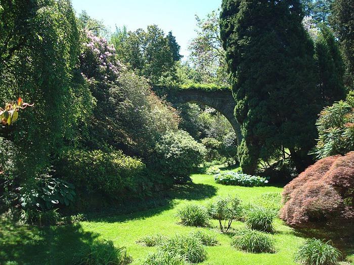 Сады Виллы Таранто 87349