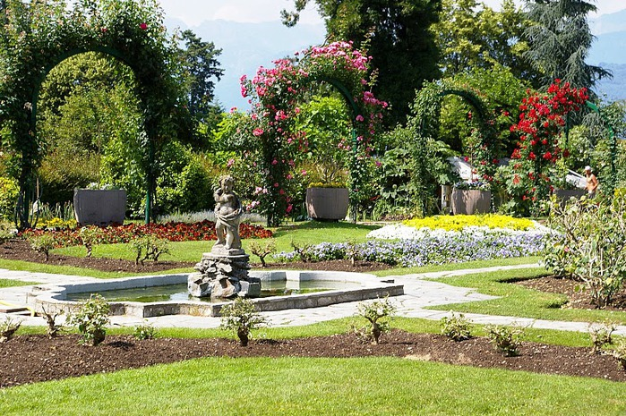 Сады Виллы Таранто 39897