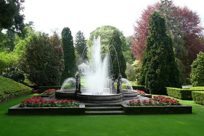 Сады Виллы Таранто 27375