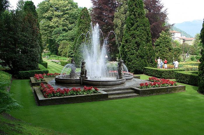Сады Виллы Таранто 91822