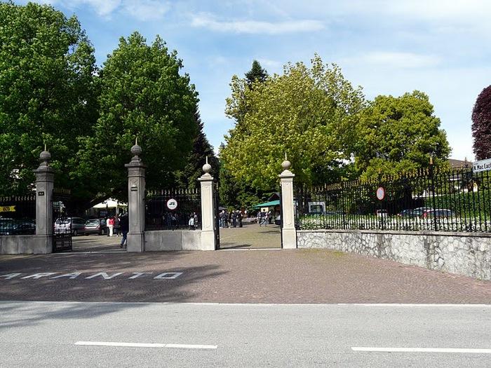 Сады Виллы Таранто 59265