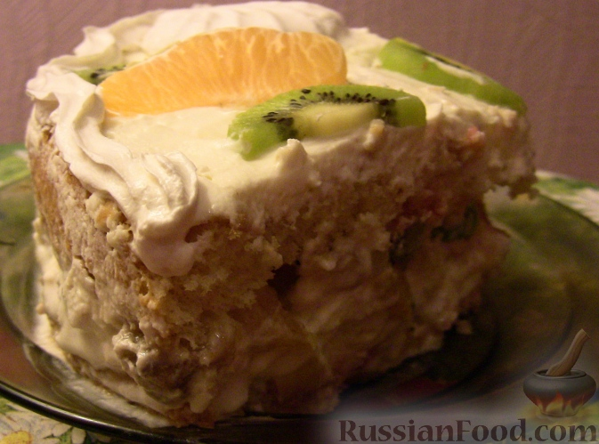 бисквитный торт (673x499, 159Kb)