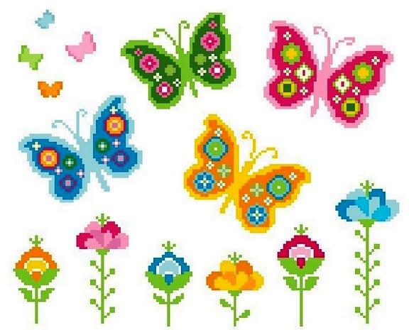 borboletascoloridas1 (576x465, 76Kb)