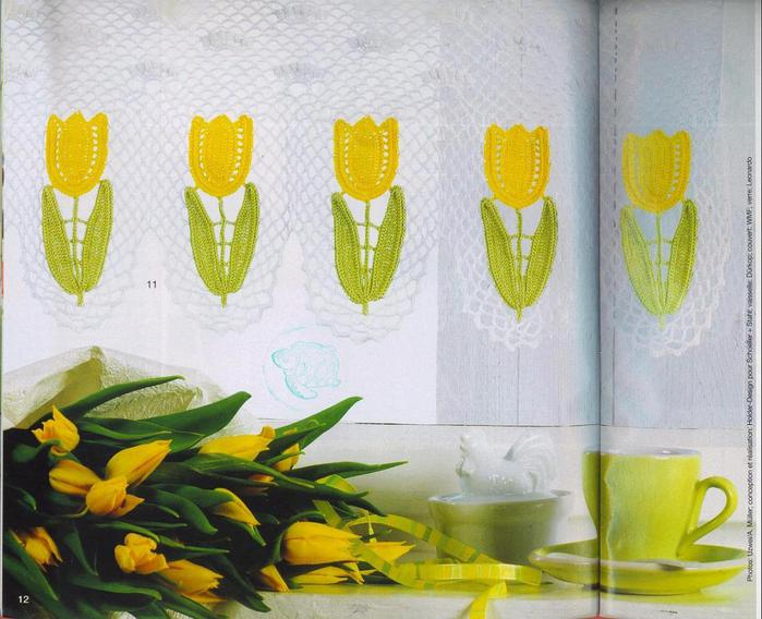 тюльпаны (700x568, 61Kb)