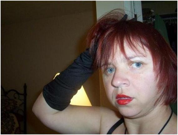 частное фото страшных девушек