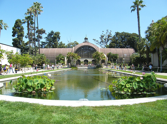 Balboa Park Botanical Building  Flickr - Photo Sharing! (700x519, 863Kb)