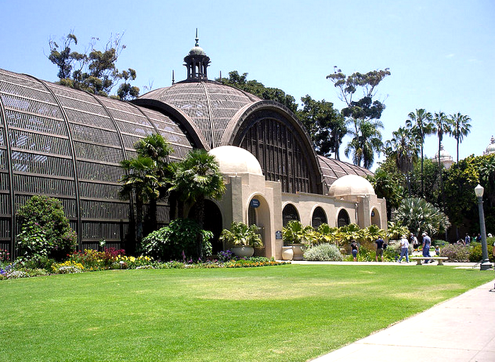 Botanical Building,Balboa Park,San Diego,California  Flickr - Photo Sharing! (700x512, 782Kb)