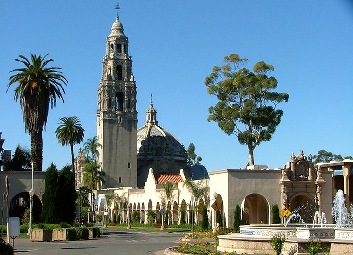 Balboa Park  Flickr - Photo Sharing! (700x506, 773Kb)