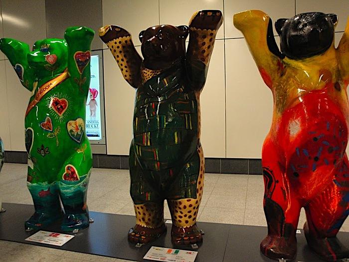 Выставка медведей в Берлине-2010 48079