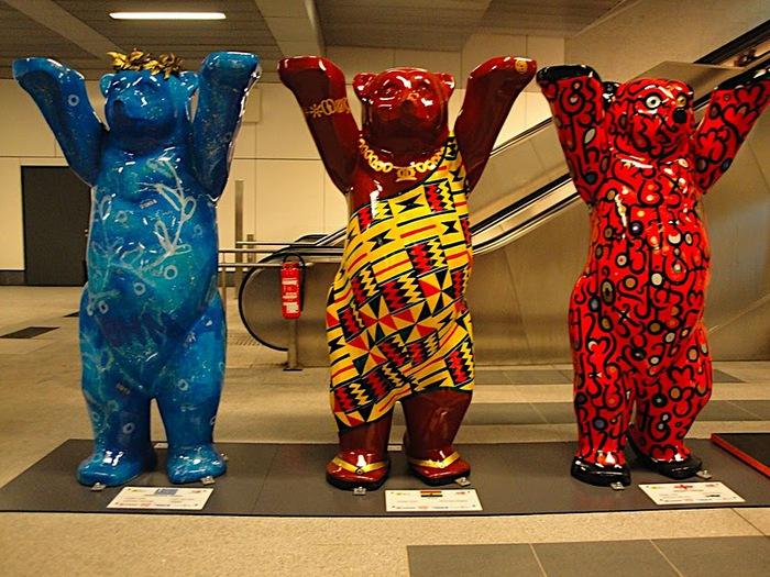 Выставка медведей в Берлине-2010 46491