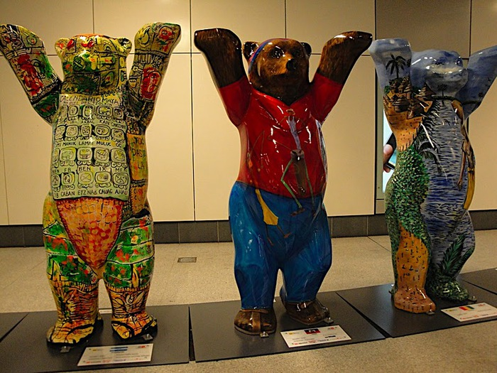 Выставка медведей в Берлине-2010 41541