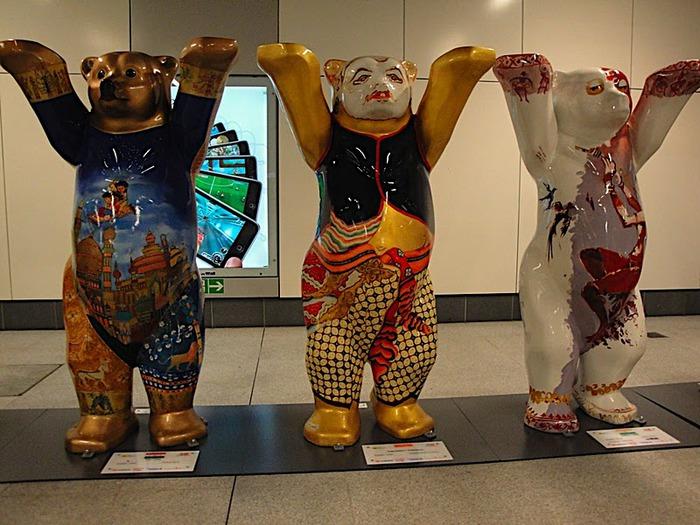 Выставка медведей в Берлине-2010 20842