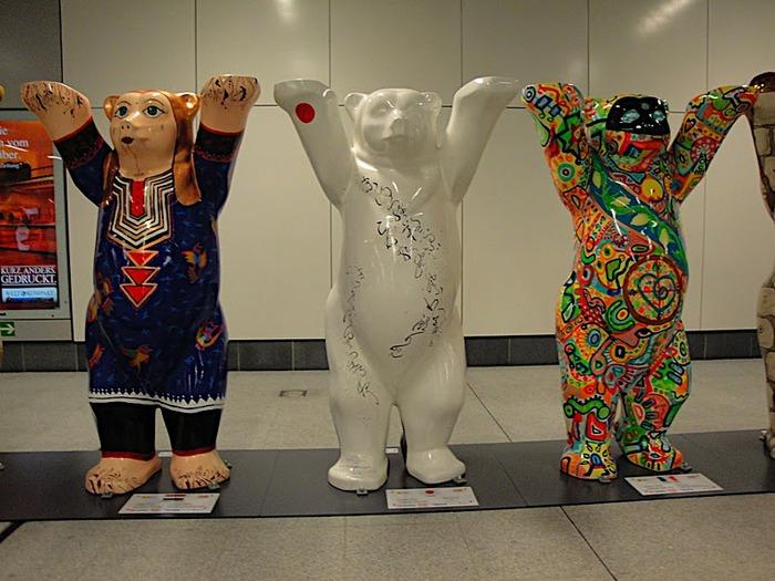 Выставка медведей в Берлине-2010 47335
