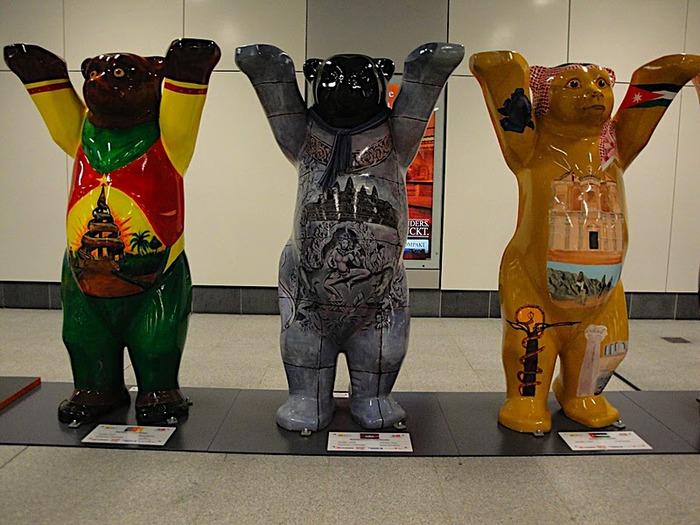 Выставка медведей в Берлине-2010 40923
