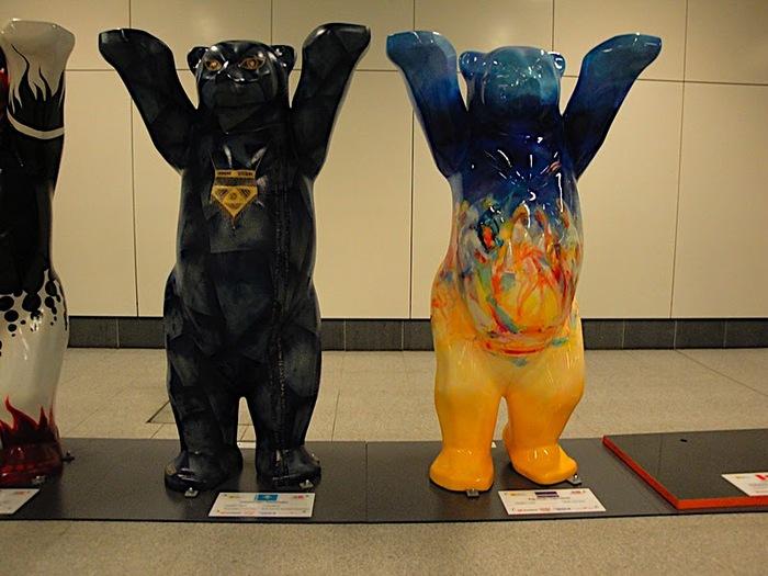 Выставка медведей в Берлине-2010 91621