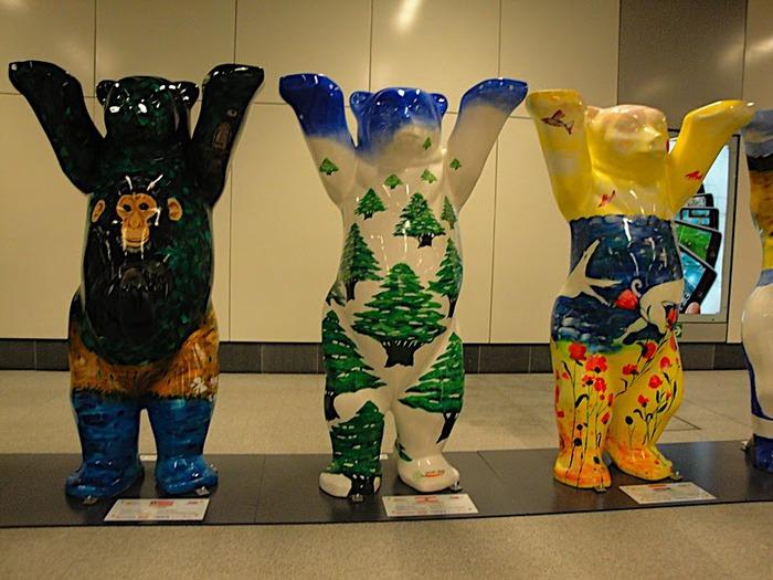 Выставка медведей в Берлине-2010 59062