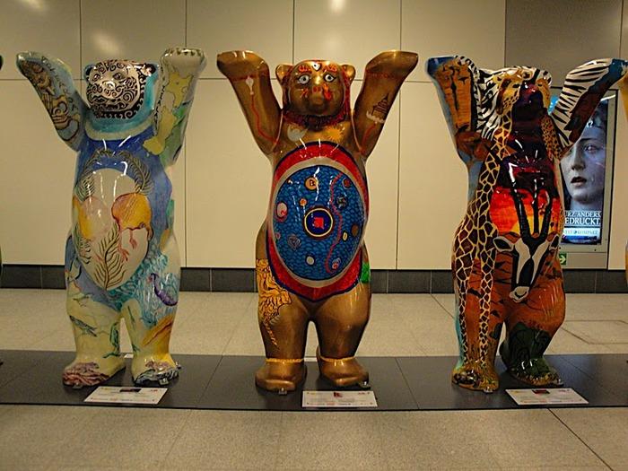 Выставка медведей в Берлине-2010 95833