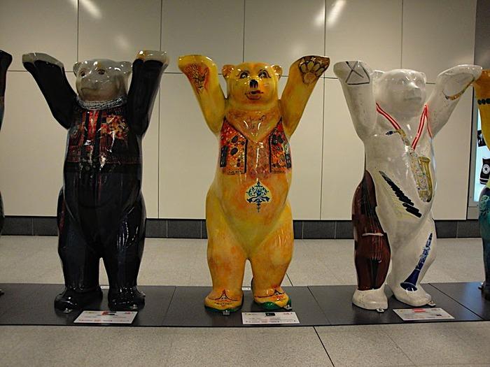 Выставка медведей в Берлине-2010 12016