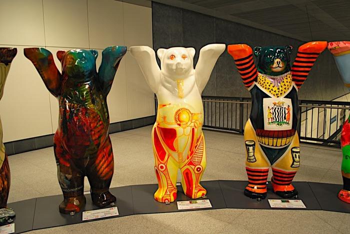 Выставка медведей в Берлине-2010 24561