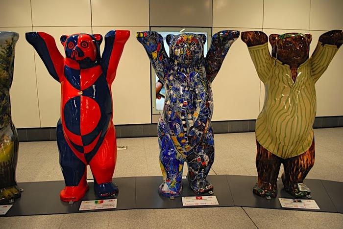 Выставка медведей в Берлине-2010 20016