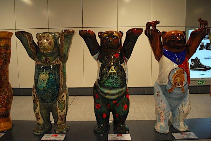 Выставка медведей в Берлине-2010 96202