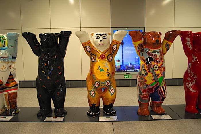 Выставка медведей в Берлине-2010 83707