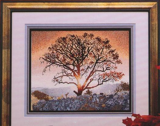 CMH Artistic Landscapes Sunset Silhouette (526x415, 48Kb)