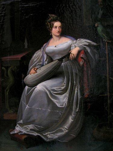 Henriette Sontag Carl Blechen (375x500, 38Kb)