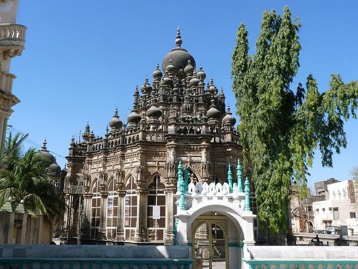 древний Джунагадх - Junagadh (Gujarat). 55233