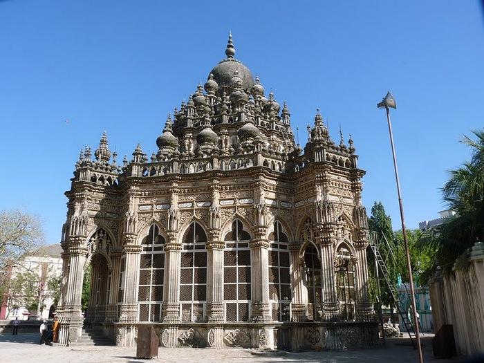 древний Джунагадх - Junagadh (Gujarat). 78582