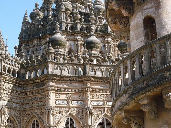 древний Джунагадх - Junagadh (Gujarat). 57838