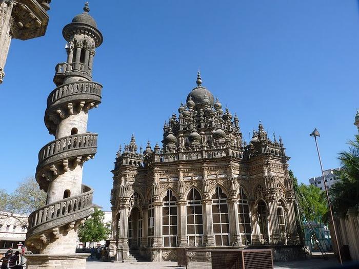 древний Джунагадх - Junagadh (Gujarat). 47370