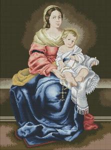 Cuadros Virgen con Nino (222x300, 30Kb)