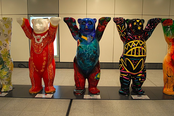 Выставка медведей в Берлине-2010 91841