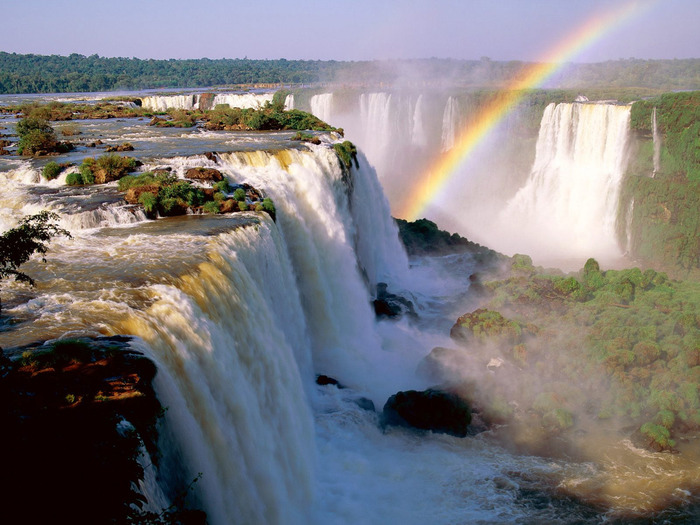 Devil's Throat, Iguassu Falls, Argentina - 1600x (700x525, 135Kb)