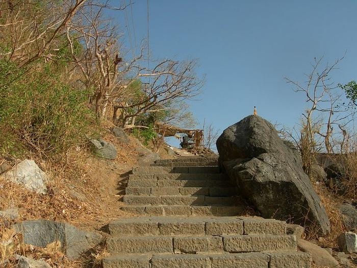 древний Джунагадх - Junagadh (Gujarat). 44402